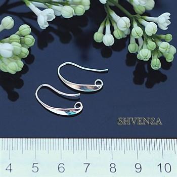 Швензы крючки цвет - серебро 010-002 - фото 4520