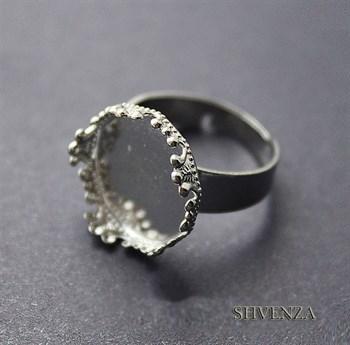 Основа для кольца 019-002 - фото 4848