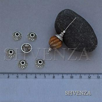 Шапочки для бусин 001-067 - фото 7117