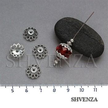 Шапочки для бусин 001-102 - фото 7985