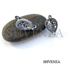 Швенза мельхиор с серебрением английский замок 017-027