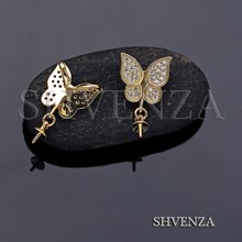 Бейлы - бабочки 018-023