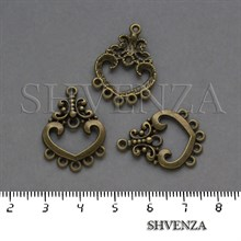 Коннектор на 5 нитей цвет бронза 012-016