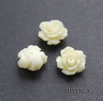 Бусины коралл цветок 006-008 - фото 4770