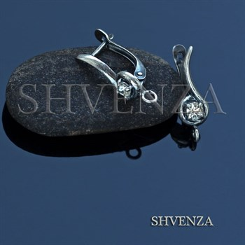 Швенза мельхиор с серебрением английский замок 017-026 - фото 5896