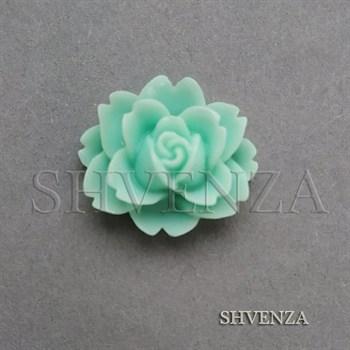 Кабошон цветок 024-007 - фото 6818