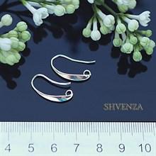 Швензы крючки цвет - серебро 010-002