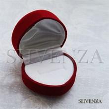 Коробочка для колец сердце 025-001