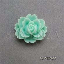 Кабошон цветок 024-007